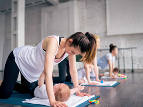 WHY YOU DO YOGA WITH YOUR BABY