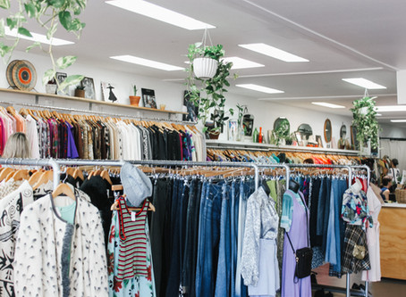 The Rise of Secondhand Shopping