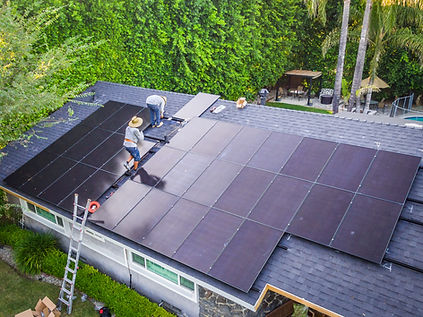 Solar Panels Climate Action Climate Justice