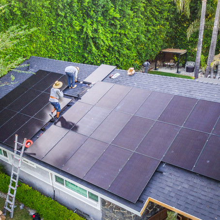 Incorporating Solar Power into Your Naples Home