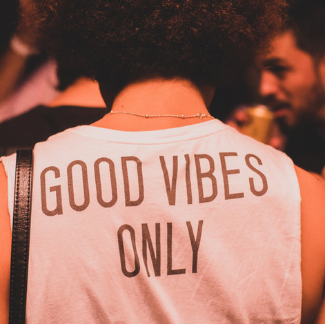 It's All About the Vibe!