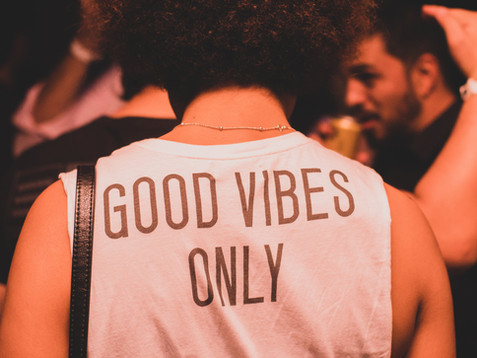 You can Create The Good Vibes You Crave For