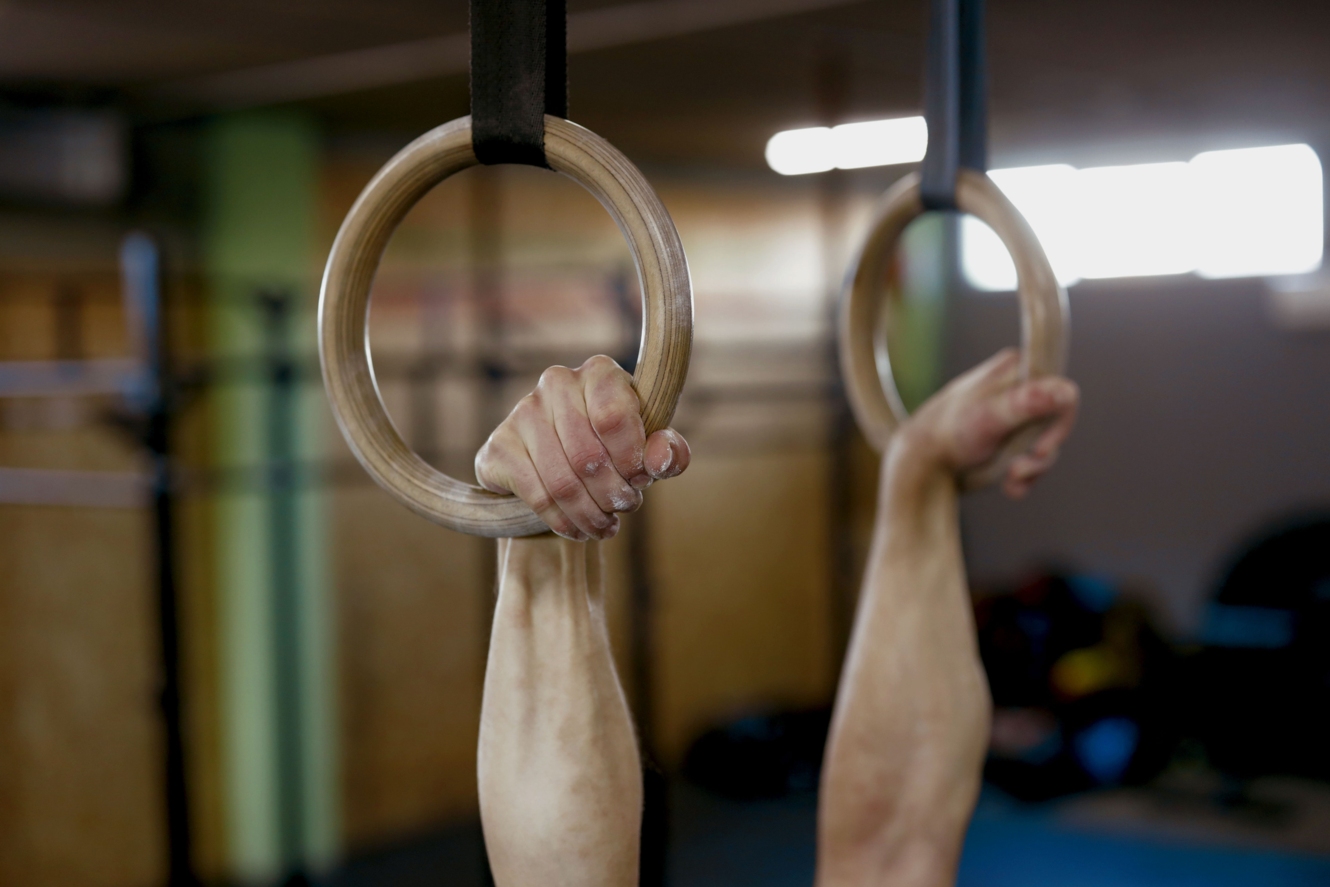 Adult Strength Trial Class