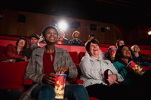 Movie Fun in Pflugerville