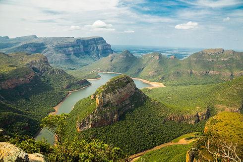 Welten enden in Südafrika