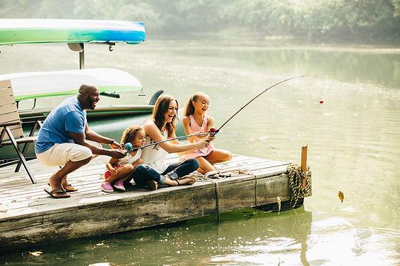 Family Fishing