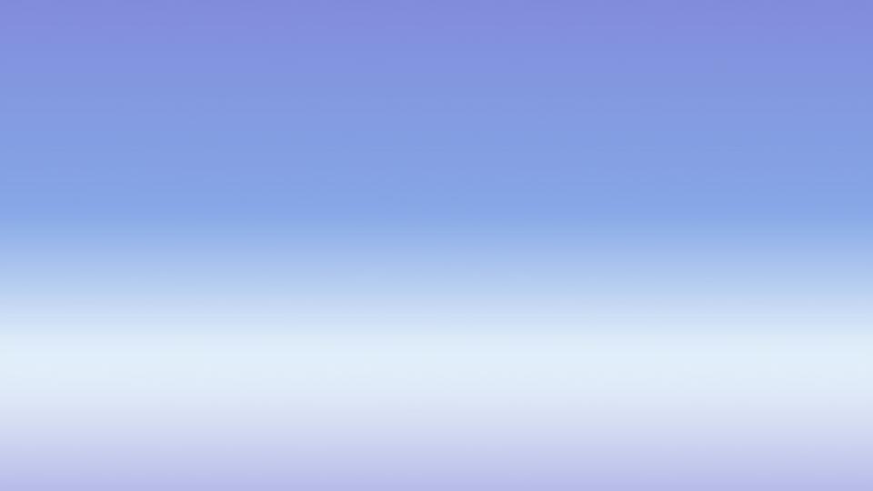 Gradiente azul