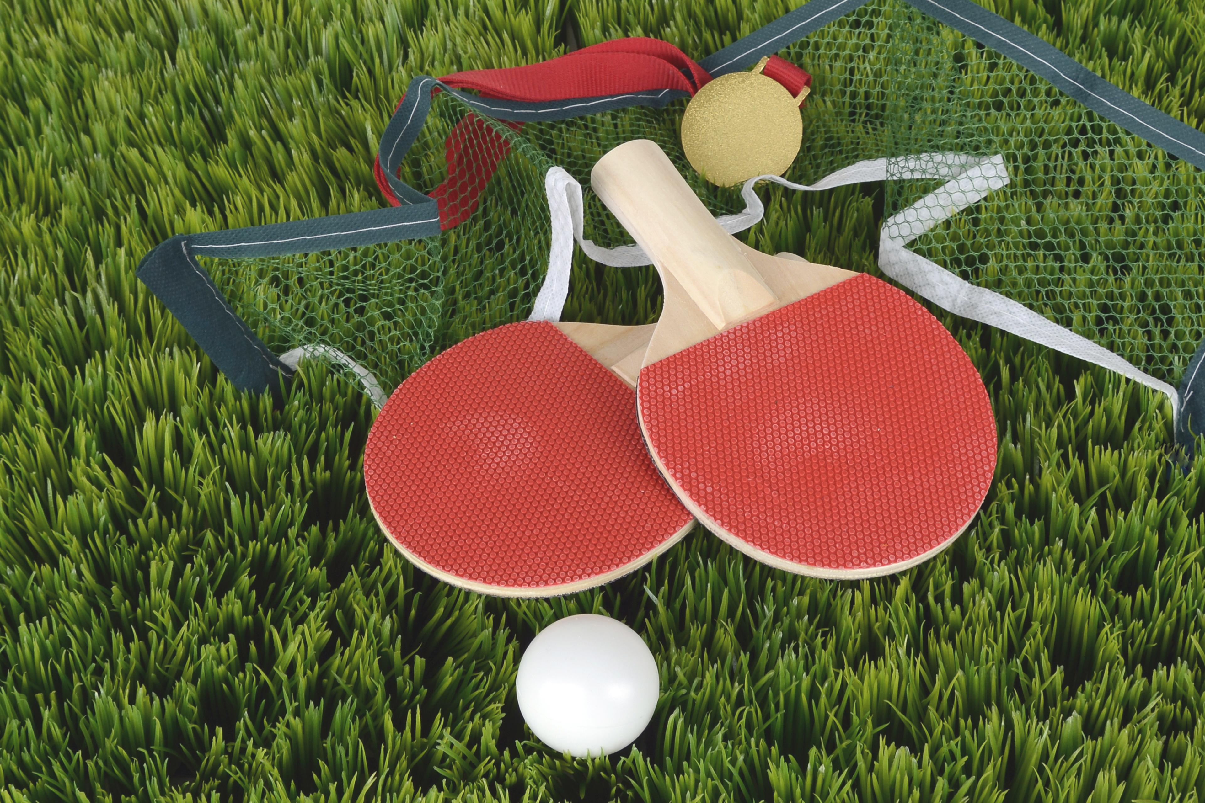 SPORT: Tischtennis, inklusive