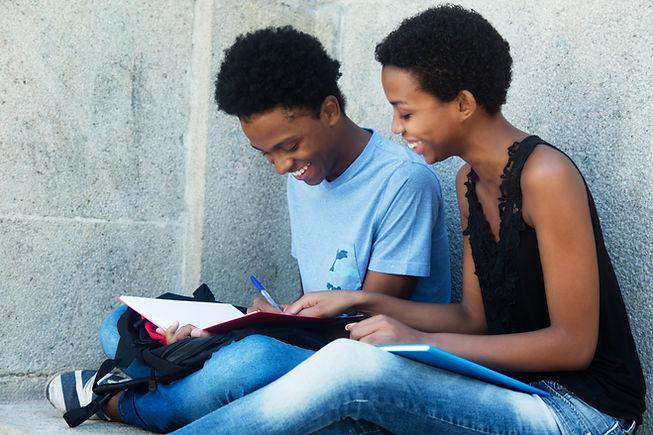 Estudando juntos