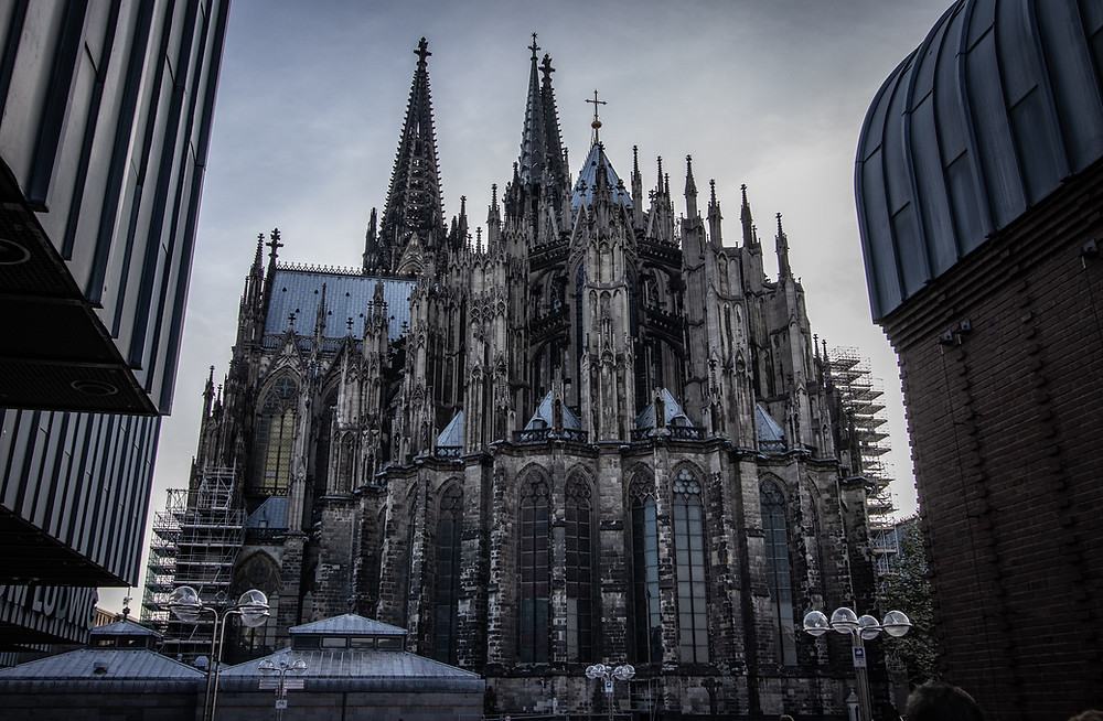 Cologne Cathedral Online German lessons
