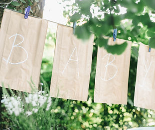 Baby Decorative Sign