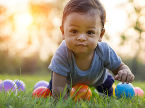 Expert Says Babies Need More Floor Time for Healthy Development