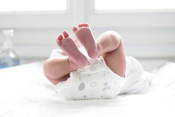 Natuurlijke haarproducten van O'right en medavita voor baby's