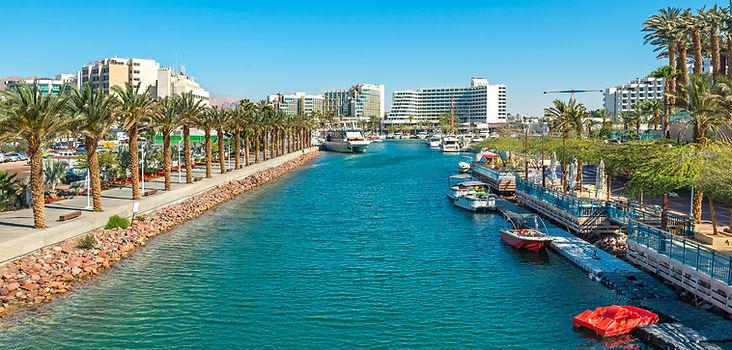 Marina and Promenade