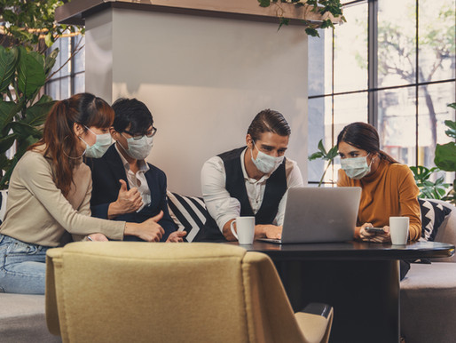 Designing a Post-Coronavirus Workplace: Is Your Office COVID-Ready?