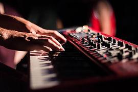 Keyboard-Spieler