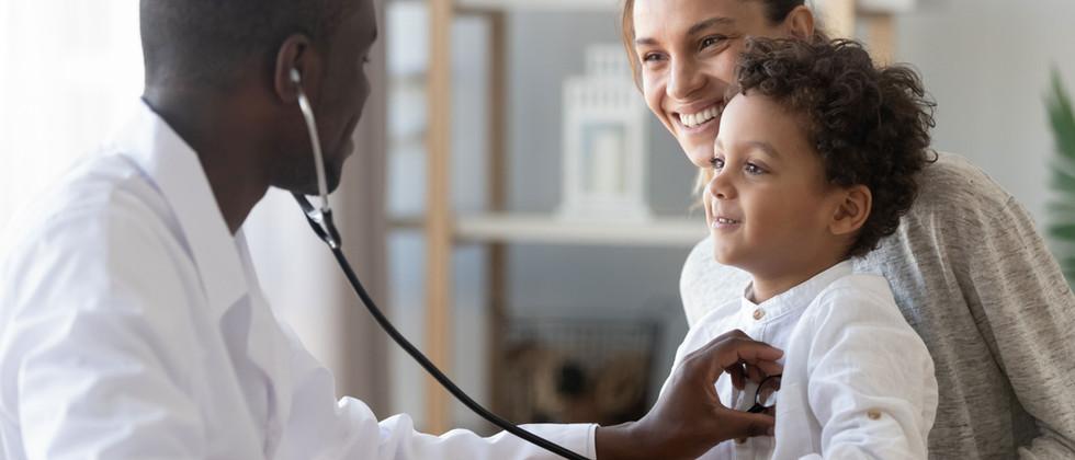 Kids Doctor Checkup