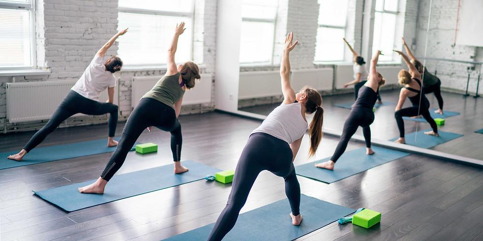 Mindful/ Hatha Yoga