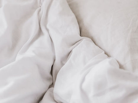 White Duvet Blanket