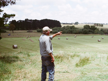 Is your Farming Data private? Here's the scoop