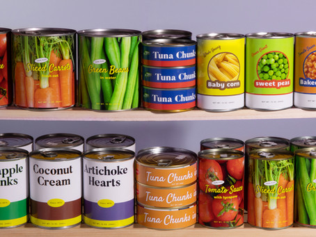 ST. MARTIN'S FOOD PANTRY REPORT 8/15/2021