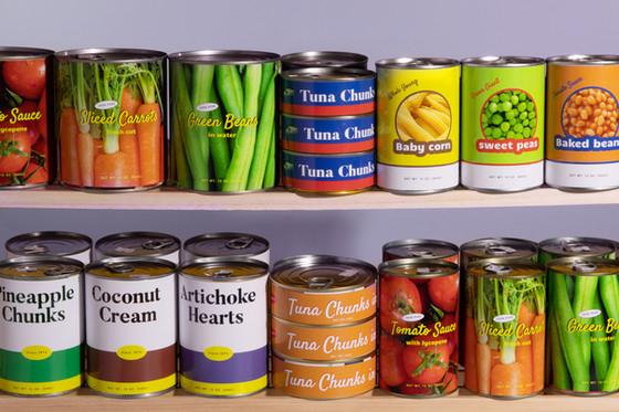 Food Drive: Yom Kippur to Simchat Torah