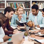 Groupe d'étude de la bibliothèque