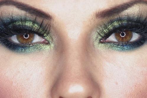 Natural European Remi Huma Hair Eyelash Extensions
