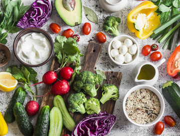 Nutrition tips for new Mums