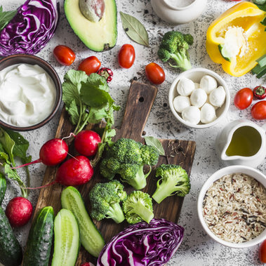 Vegetables & Fruits 蔬果