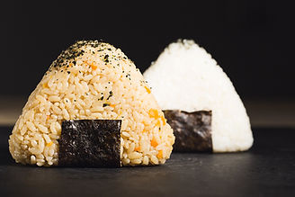 Bolas de arroz