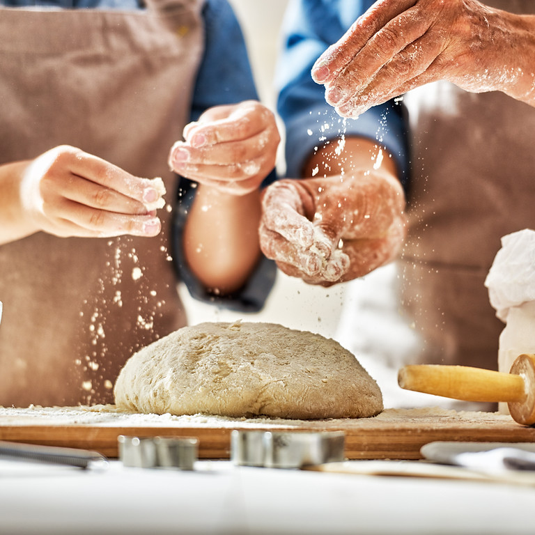 Introduction to Bread Making Saturday 27th November 2021