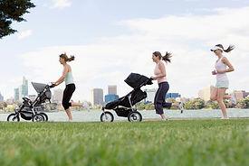 Jogging med barnevogn