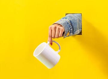 Coupe de jaune