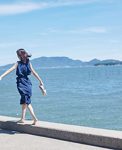 Walk Along Waterfront