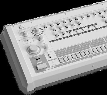 Elektronischer Sythesizer