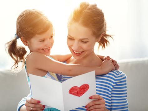 全世界都在過的節日-母親節