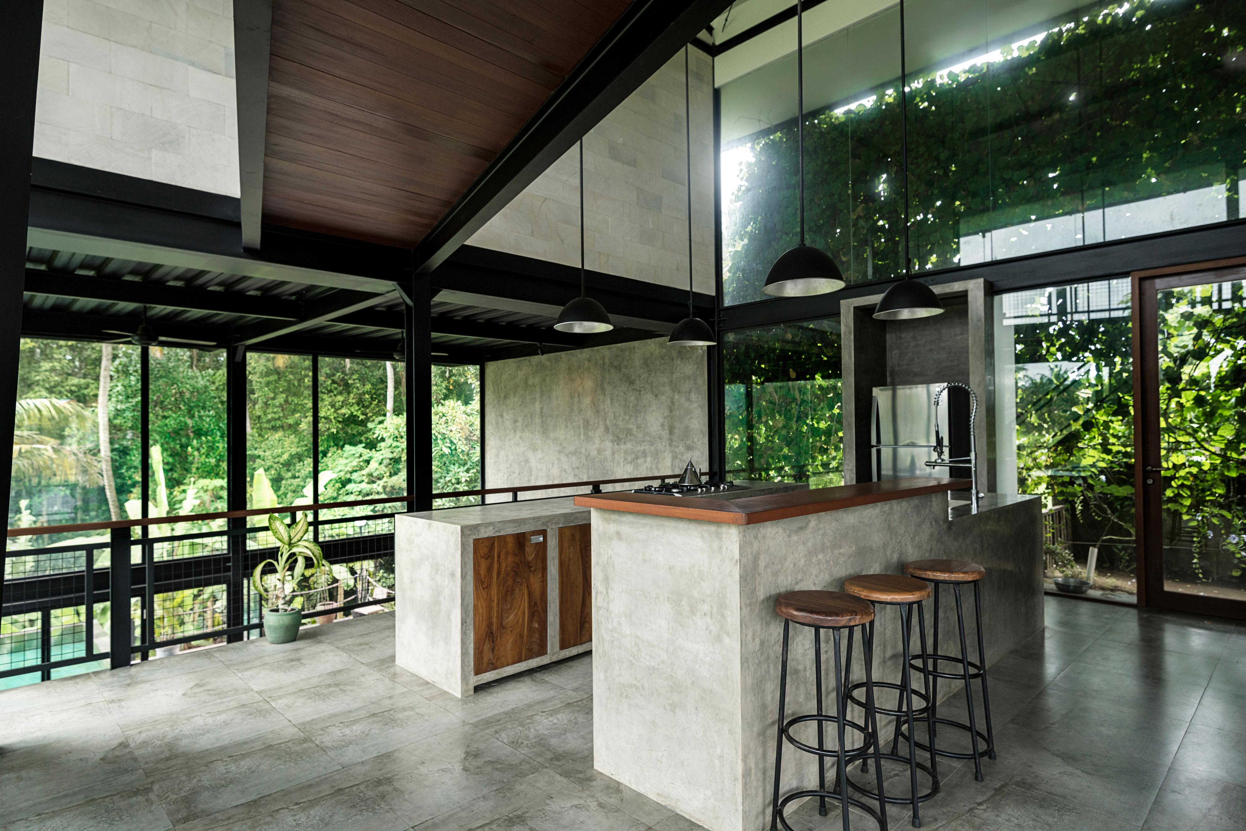 Luxus Küche Loft
