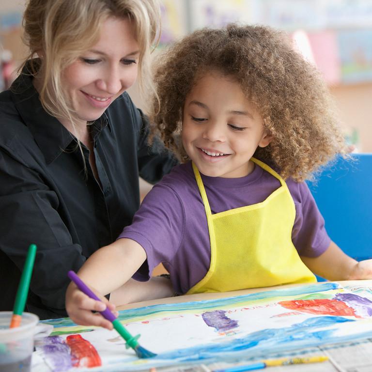 Artful Parenting Workshop