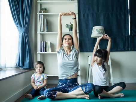 Taking Care of Yourself as a Parent- Tips from a Family Physician and Mom