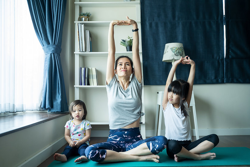 Family Stretch