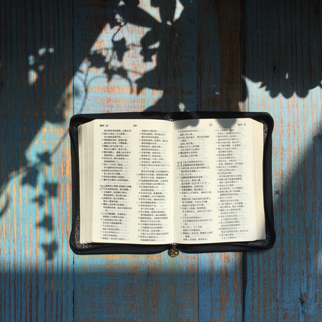 The ABCD's of Preaching with Passion & Power