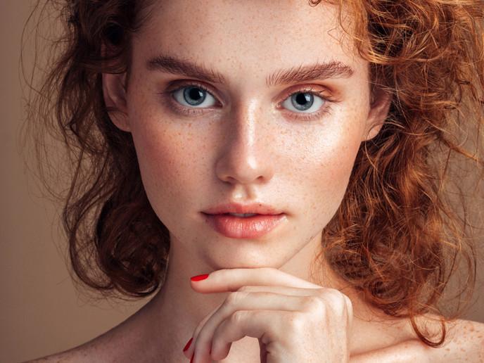 Fashion Model Portrait