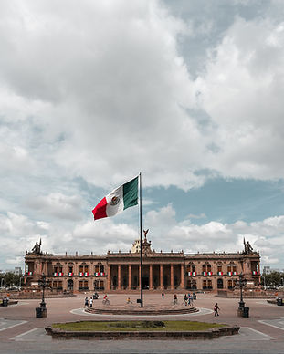 Macroplaza en Monterrey
