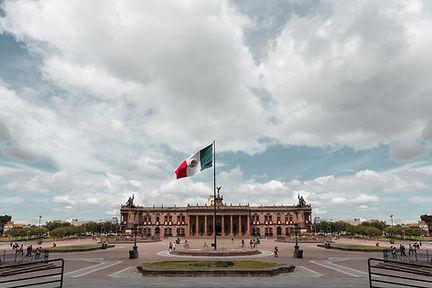 Macroplaza in Monterrey