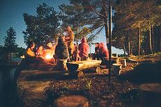 RV Camping Tent Camping