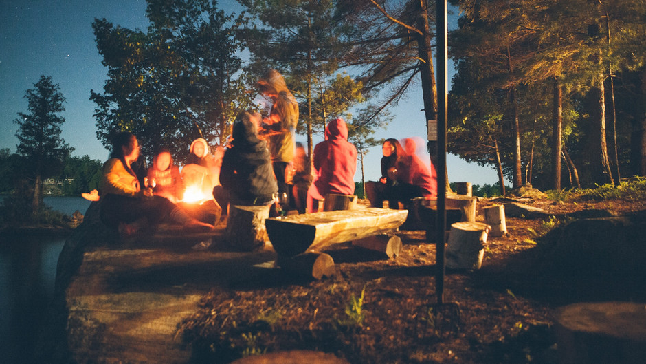 How to Start A Perfect Campfire Easily.