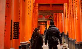 Pathway Into the Shrine