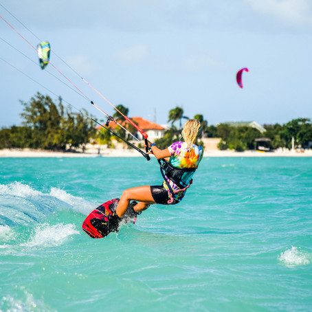 KITE SURF IN PUNTA CANA | GO DOMINICAN TRAVEL