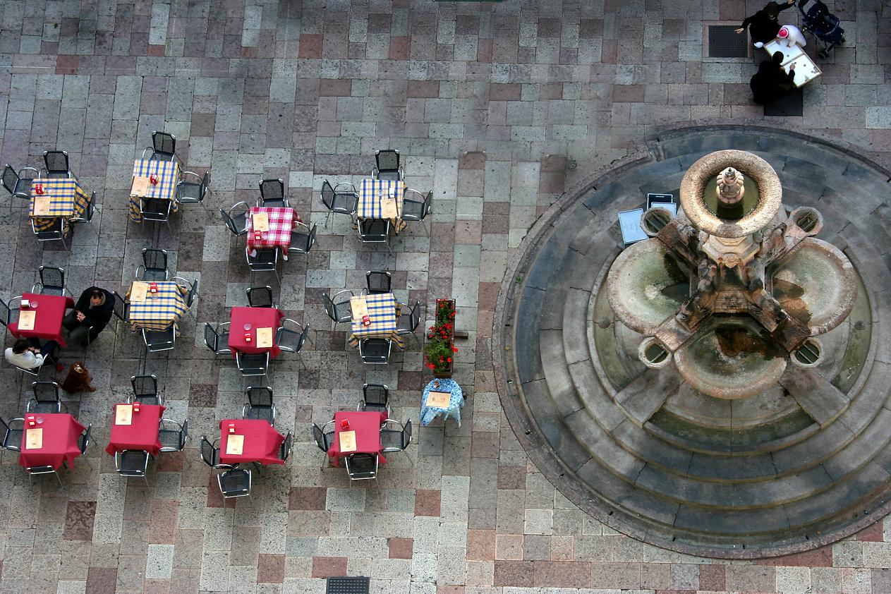 Tavolini del bar